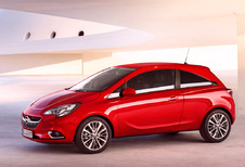 Opel Corsa 3d - 1.2 63kW Ultimate Edition (2014)