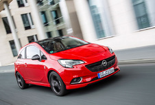 Opel Corsa 3p - 1.0 48kW Ultimate Edition (2014)