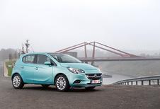 Opel Corsa 5p - 1.3 CDTI 55kW ecoF. s/s Ultimate Edition (2014)