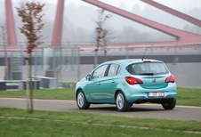 Opel Corsa 5d - 1.4 74kW Ultimate Edition (2014)