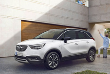 Opel Crossland X - 1.6 CDTI BlueInj 85kW S/S Innovation (2018)