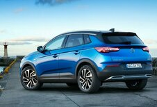 Opel Grandland X - 1.2 Turbo S/S AT8 Ultimate (2020)