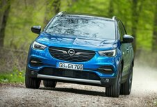 Opel Grandland X - 1.2 Turbo S/S AT8 Ultimate (2021)