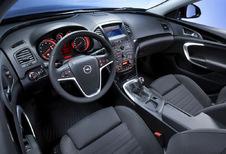 Opel Insignia 4p - 2.0 CDTI 130 Sport (2008)