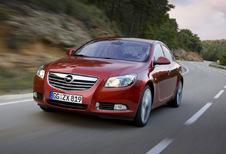 Opel Insignia 4p - 2.0 CDTI 110 Edition (2008)