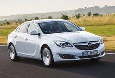 Opel Insignia 4d - 2.0 CDTI ecoFLEX 125kW S/S Cosmo (2017)