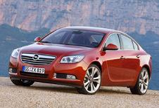 Opel Insignia 5p - 2.0 CDTI 130 Cosmo (2008)