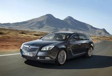Opel Insignia 5d - 2.0 CDTI 160 ecoFlex Cosmo (2009)