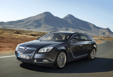 Opel Insignia Sports Tourer - 2.0 CDTI 130 ecoFlex Edition (2009)