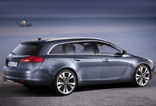 Opel Insignia Sports Tourer - 2.0 CDTI 110 Edition (2009)