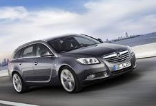 Opel Insignia Sports Tourer - 2.0 CDTI 160 ecoFlex Edition (2009)