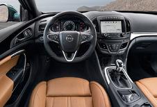 Opel Insignia Sports Tourer - 2.0 CDTI ecoFLEX 120kW S/S Edition (2014)