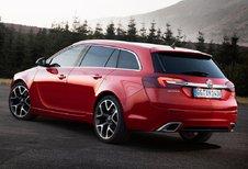 Opel Insignia Sports Tourer - 2.0 CDTI ecoFLEX 103kW S/S Cosmo (2015)