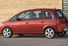 Opel Meriva - 1.7 DTI Cosmo (2003)