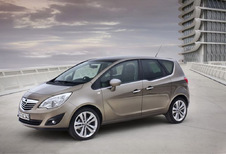 Opel Meriva - 1.7 CDTI 100 Enjoy (2010)