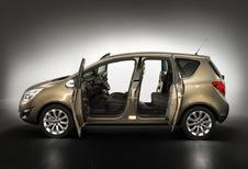 Opel Meriva - 1.7 CDTI 110 Cosmo (2010)