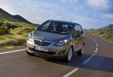 Opel Meriva - 1.7 CDTI 110 Black Edition (2010)