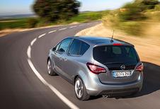 Opel Meriva - 1.3 CDTI 55kW Enjoy (2015)