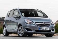 Opel Meriva - 1.4 74kW ecoFLEX s/s Essentia (2016)