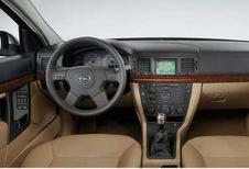 Opel Vectra 4p - 1.9 CDTI 110kW Elegance (2002)