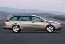 Opel Vectra Break - 1.9 CDTI 88kW Elegance (2003)