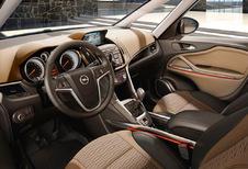 Opel Zafira Tourer - 1.6 CDTI ecoFLEX Cosmo (2011)