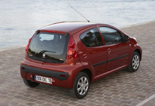 Peugeot 107 5p - 1.4 HDi Trendy (2005)