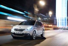Peugeot 2008 - 1.6 88kW Aut. Allure (2014)