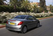 Peugeot 207 CC - 1.6 HDi (2007)