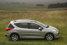 Peugeot 207 SW - 1.6 HDi 92 Sporty (2007)