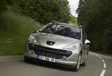 Peugeot 207 SW - 1.6 HDi 90 Sporty (2007)
