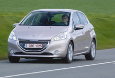 Peugeot 208 5p - 1.4 HDI 50KW Style (2014)