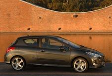 Peugeot 308 3p - 2.0 HDi Feline (2007)