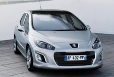 Peugeot 308 5d - 1.6 HDi 110 Premium (2007)