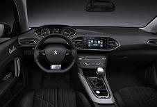Peugeot 308 5d - 1.6 e-HDi Allure (2013)