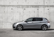 Peugeot New 308 5p - 1.6 HDI 68kW Active (2014)