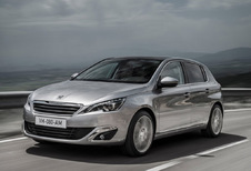 Peugeot New 308 5d - 1.6 HDI 68kW Active (2014)