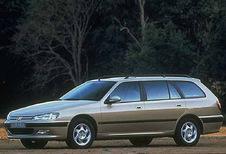 Peugeot 406 SW 2.0 SV (1996)