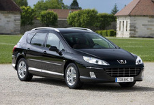 Peugeot 407 SW - 2.0 HDi Executive (2004)