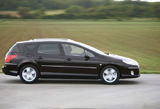 Peugeot 407 SW - 1.6 HDi Confort Pack (2004)