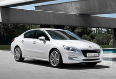 Peugeot 508 - 2.0 HDi 136 Active (2010)