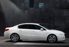 Peugeot 508 - 1.6 e-HDi BMP Active (2010)