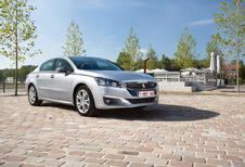 Peugeot 508 - 2.0 HDi 120kW FAP Allure (2014)