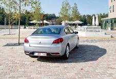 Peugeot 508 - 1.6 e-HDi 84kW FAP BMP STT Active (2014)
