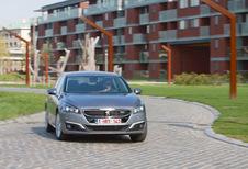Peugeot 508 - 2.0 BlueHDi 110kW STT Active (2014)