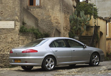 Peugeot 607 - 2.2 HDi Executive (1999)