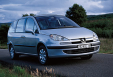 Peugeot 807 - 2.0 HDi 136 ST Confort (2002)