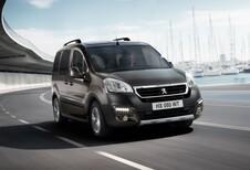 Peugeot Partner Tepee 4d