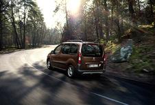 Peugeot Partner Tepee 5p - 1.6 E-HDI 68kW S/S Style (2014)