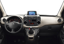 Peugeot Partner Tepee 5p - 1.6 HDI 55kW Style (2014)